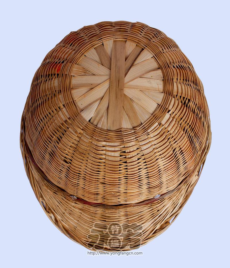 黄丝 前缘 夹钢帽 竹编