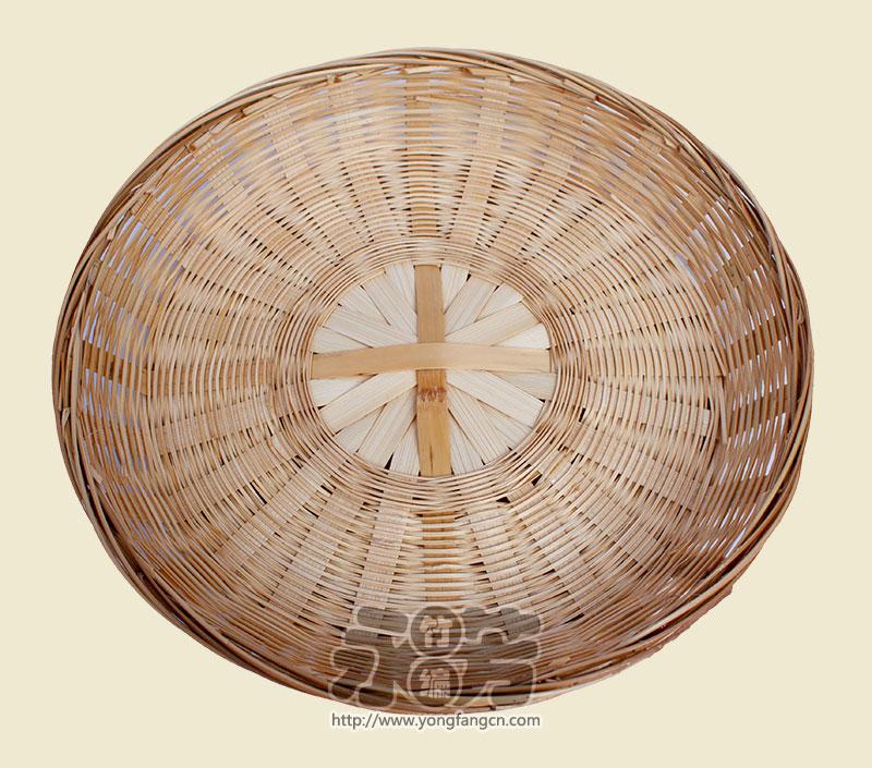 竹编 圆盘